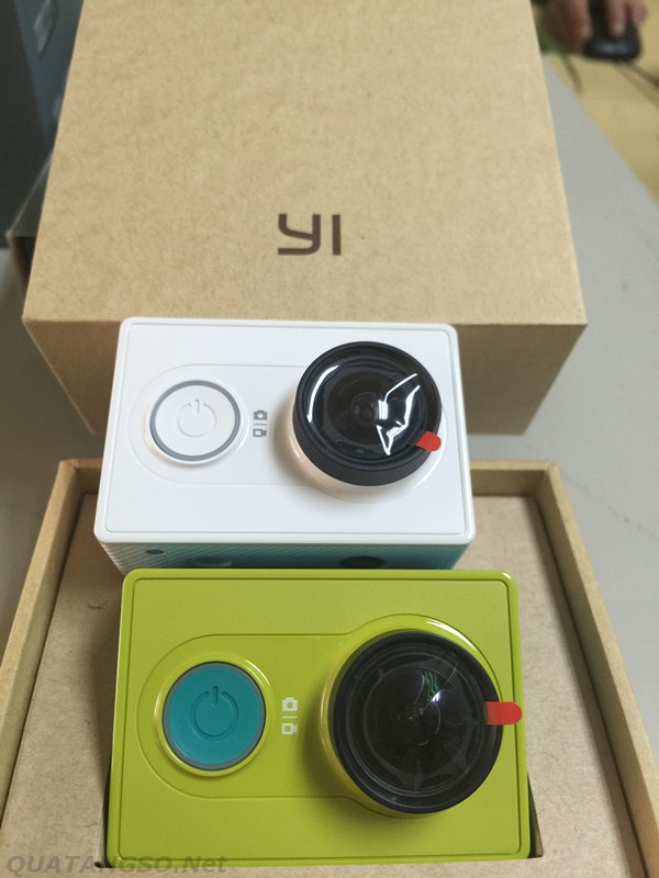CAMERA xiaomi Yi REVIEW - QUATANGSO.NET
