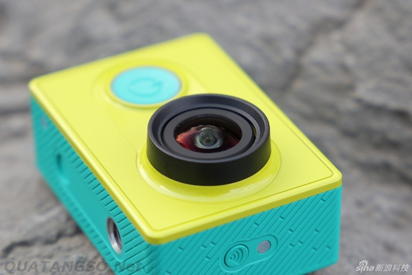 xiaomi Yi CAMERA REVIEW BIỂN - QUATANGSO.NET