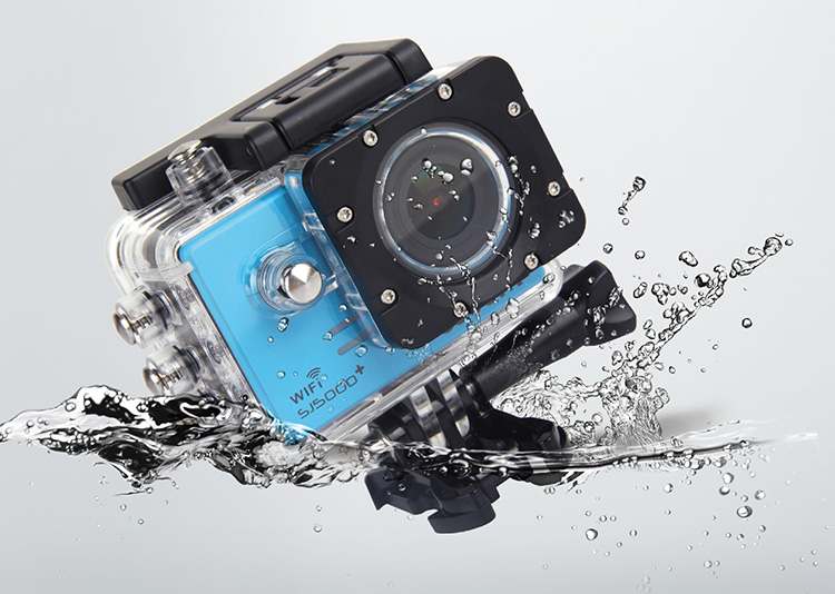 Image result for vỏ chống nước sjcam 5000